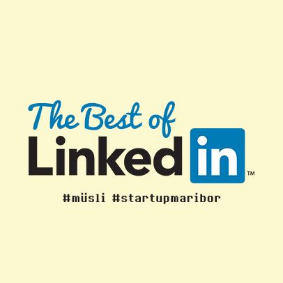 Startup Müsli #30: The best of LinkedIN